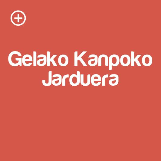 gealko-kanpoko-jarduera