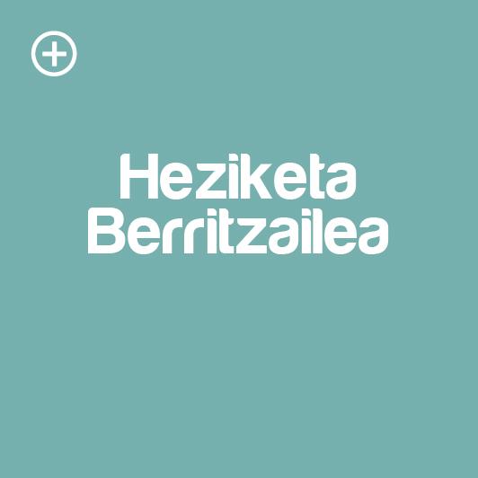 heziketa-berritzailea