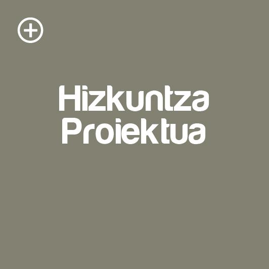 hizkuntza-proiektua